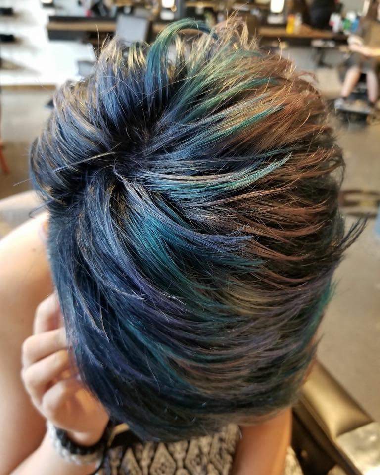 Highlands Ranch Locksmith: Short Galaxy Hair #hot