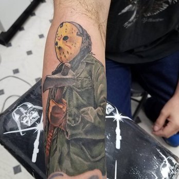 Jason Tattoo By Dennis Yelp