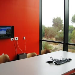 Gwc Library Study Rooms