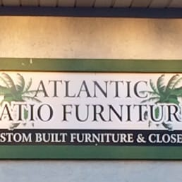 Photo Of Atlantic Patio Furniture   Stuart, FL, United States. Custom  Furniture Builders