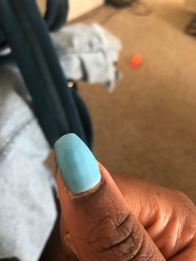 Glamorous Nails: 6927 E 71st St, Tulsa, OK
