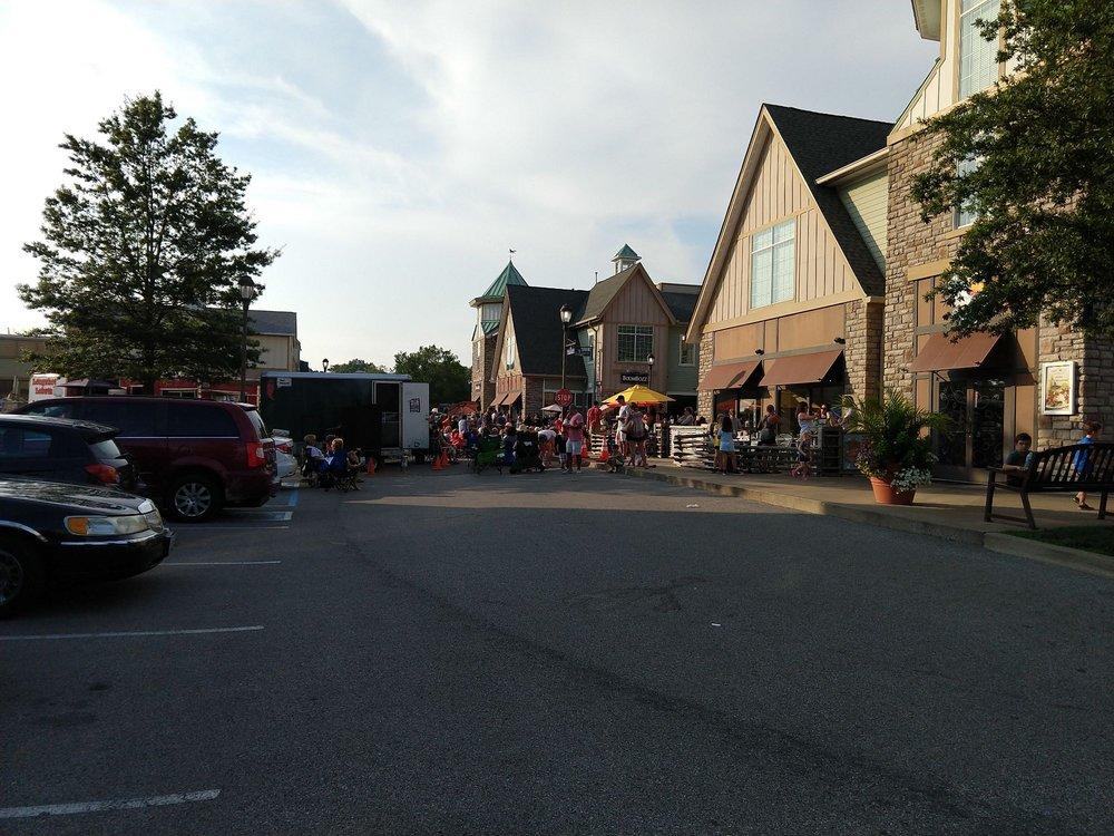 Westport Village Shopping Complex