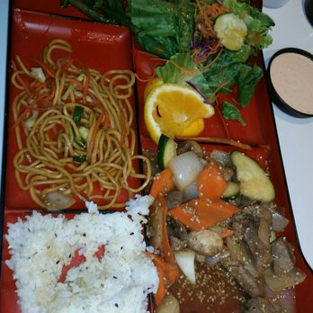 Bento Cafe Jacksonville Fl