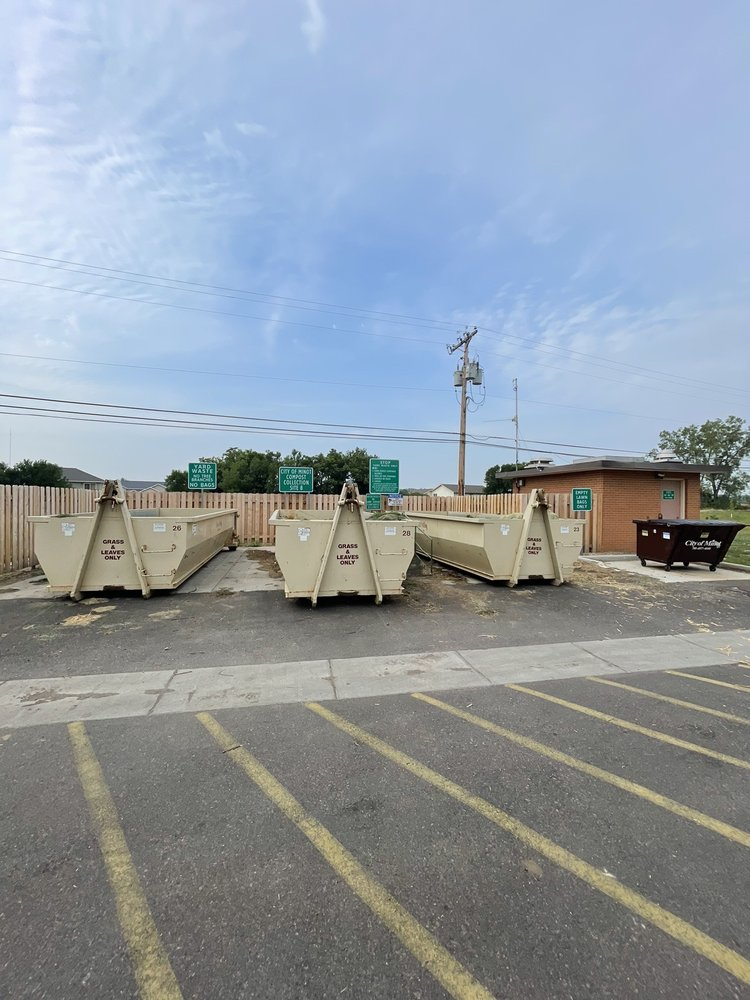 Leach Park: 2400 2nd Ave SW, Minot, ND