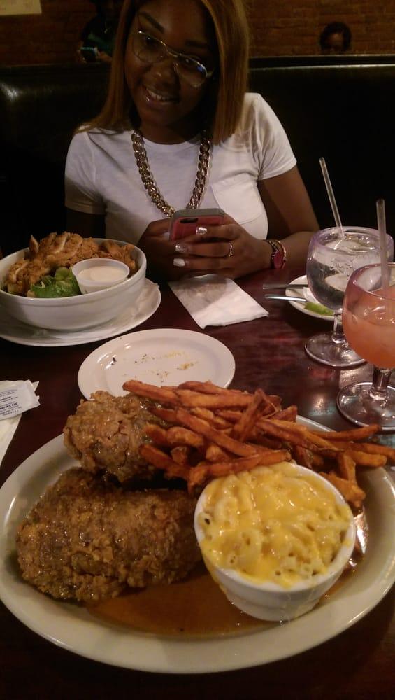 Date w my bff yelp for Harlem food bar yelp