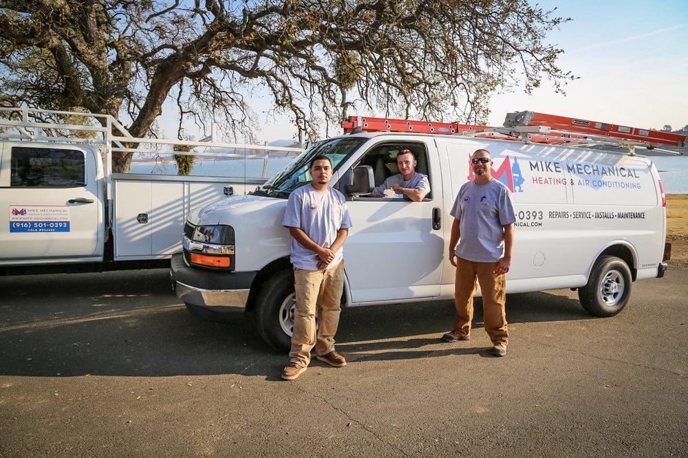 Mike Mechanical Heating & Air Conditioning: 9580 Oak Avenue Pkwy, Folsom, CA
