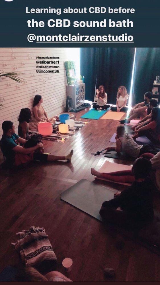 Montclair Zen Studio: 377 Bloomfield Ave, Montclair, NJ