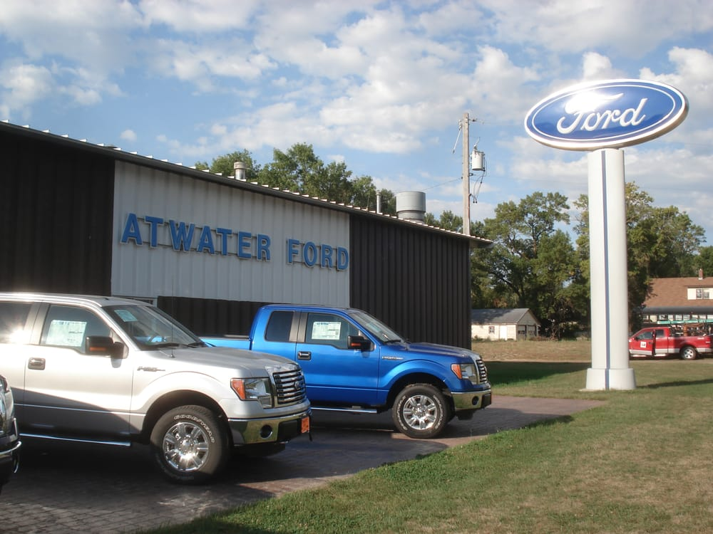Photo of Atwater Ford West: Atwater, MN