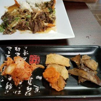 Korean Restaurant Cheshire Ct