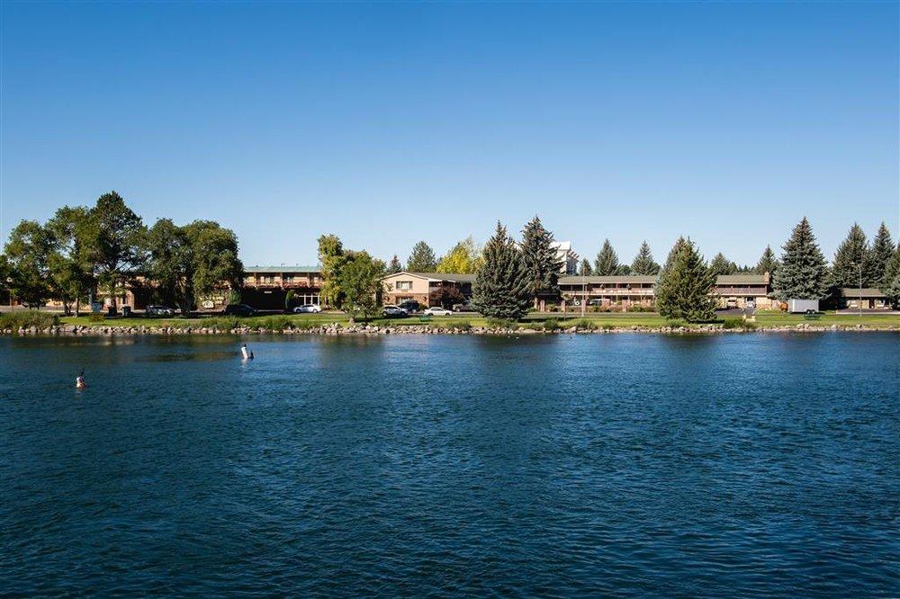 Best Western Driftwood Inn: 575 River Pkwy, Idaho Falls, ID