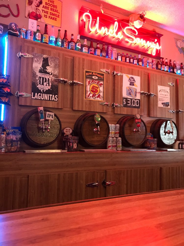 Uncle Sonny's Bar: 13451 Colfax Hwy, Grass Valley, CA