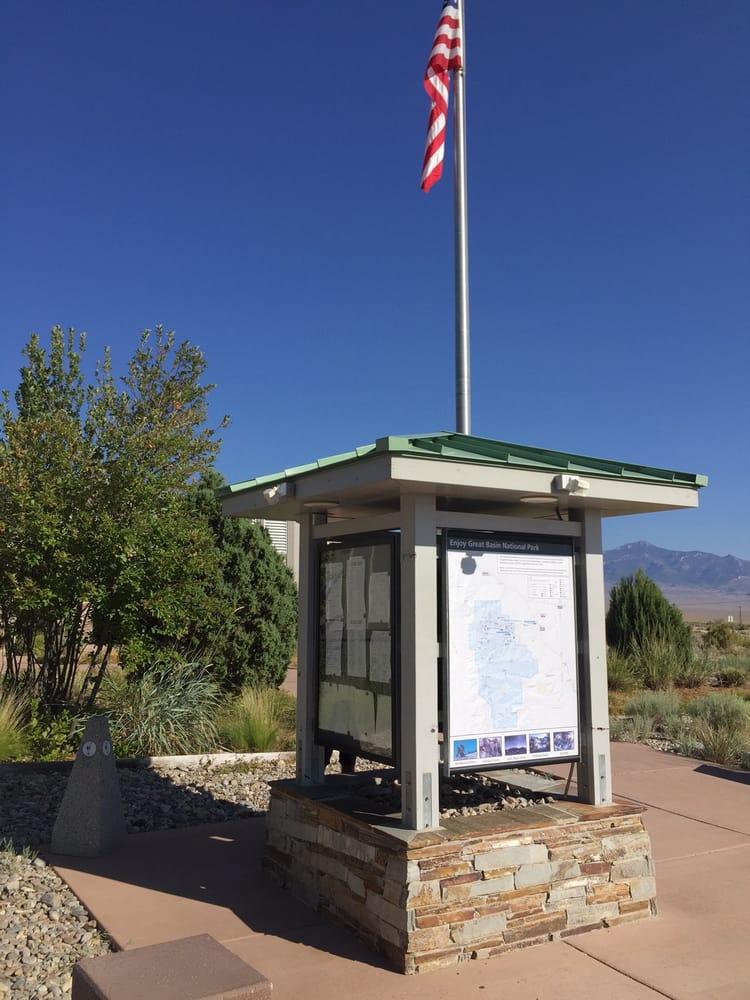 Great Basin Visitor Center: 57 N Hwy 487, Baker, NV