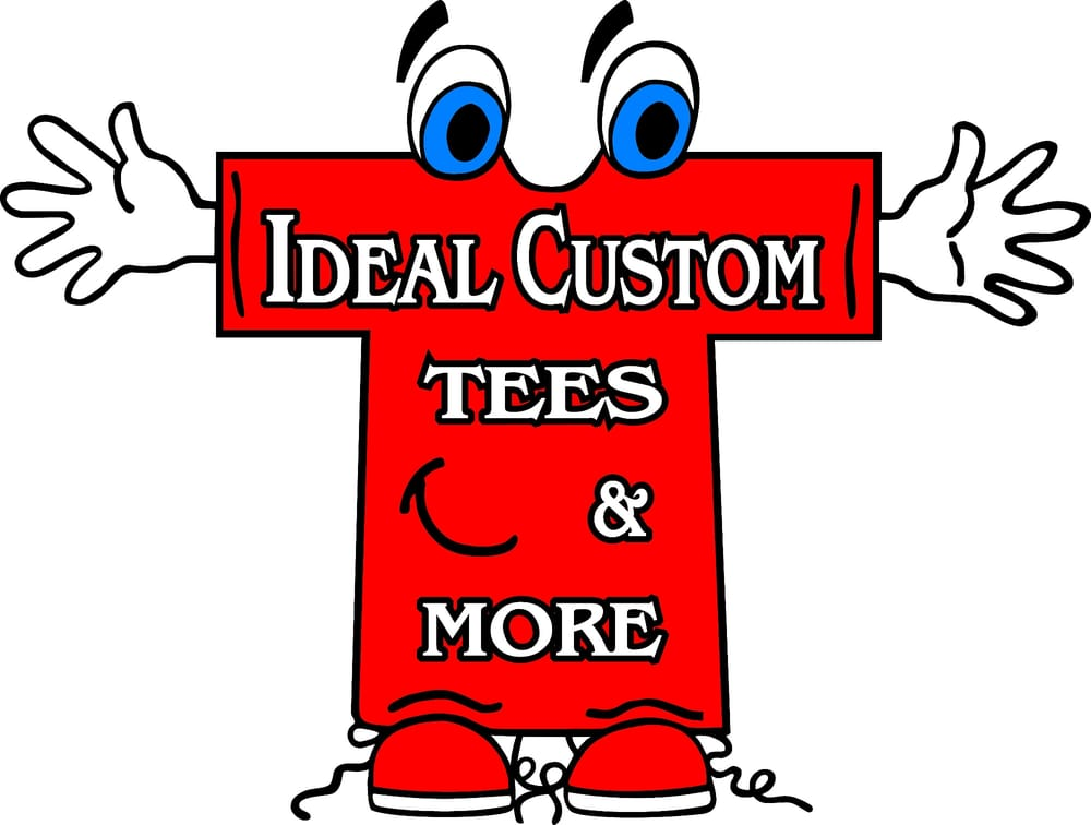 Ideal Custom Tees & More: 141 N Bobcat Dr, Eunice, LA