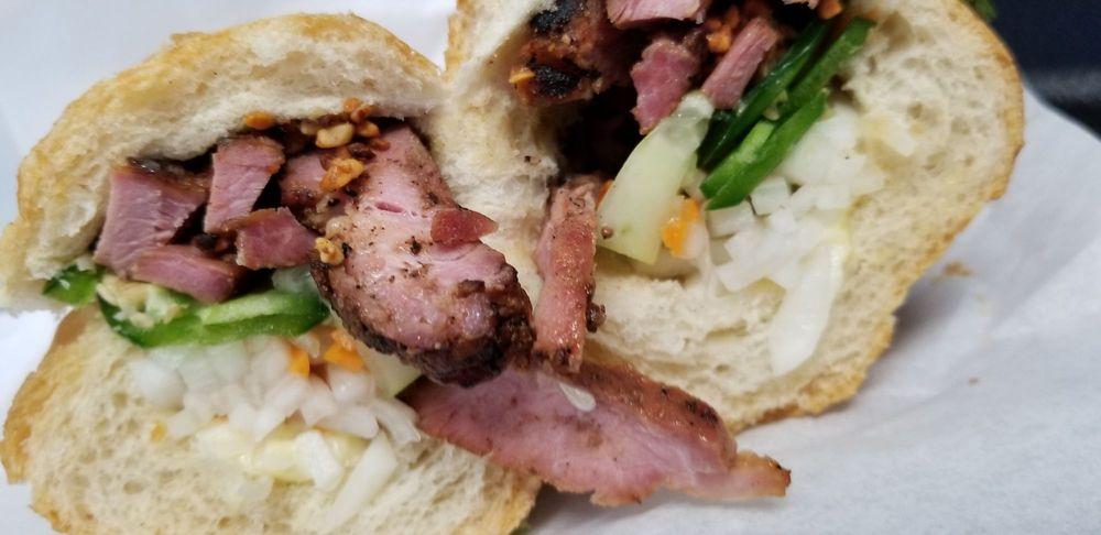 Thanh Thanh Sandwiches: 707 E March Ln, Stockton, CA