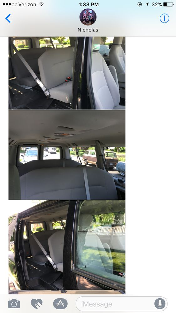 Beckett Van Service