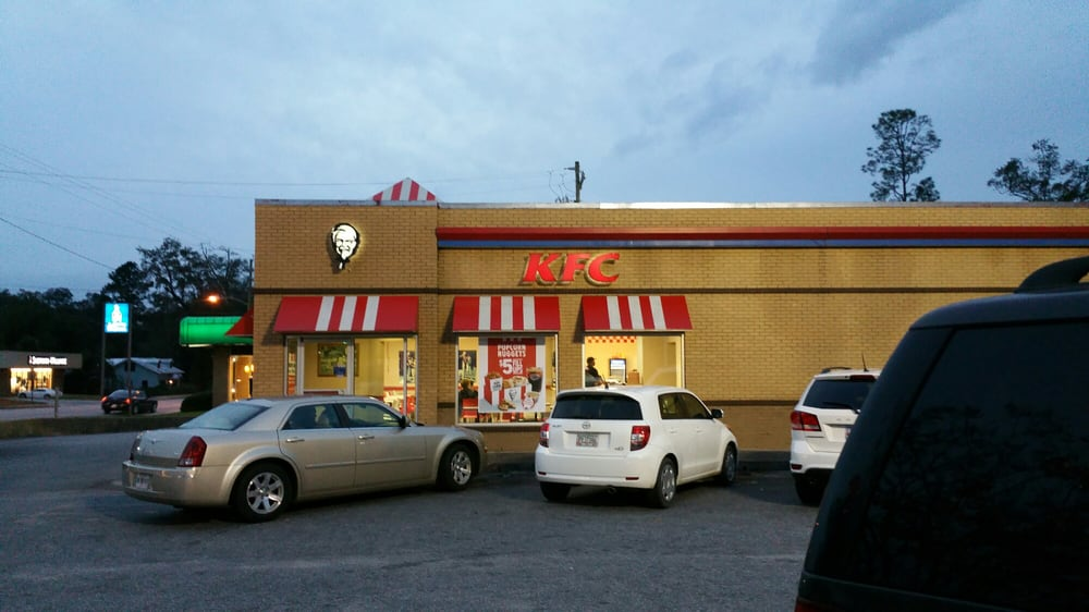 KFC: 1015 E Shotwell St, Bainbridge, GA