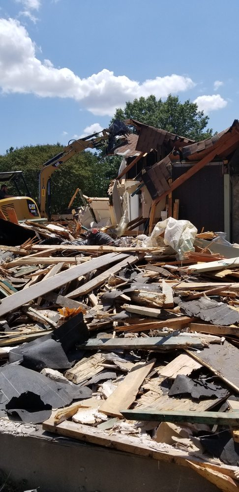 Keith And Wolf Demolition And Excavation Services: 3707 Sierra Dr, Georgetown, TX