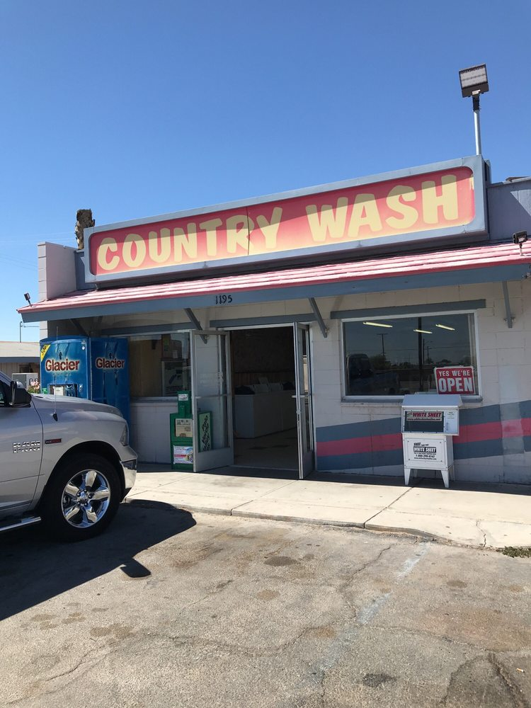 Country Wash: 1195 E Hobsonway, Blythe, CA