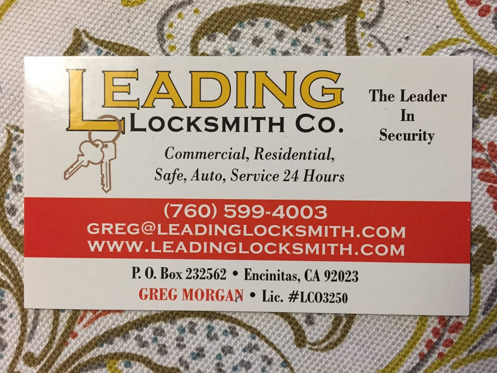 Leading Locksmith