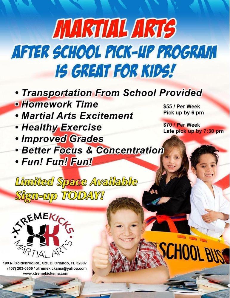Xtreme Kicks Martial Arts: 199 N Goldenrod Rd, Orlando, FL