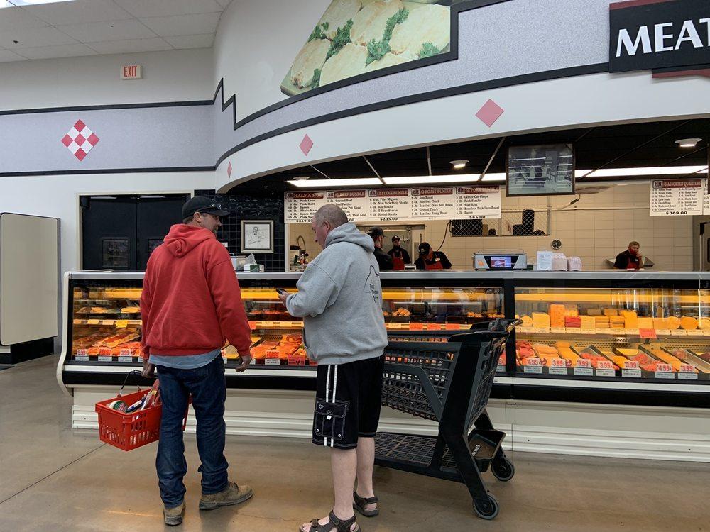 Harter House Supermarket