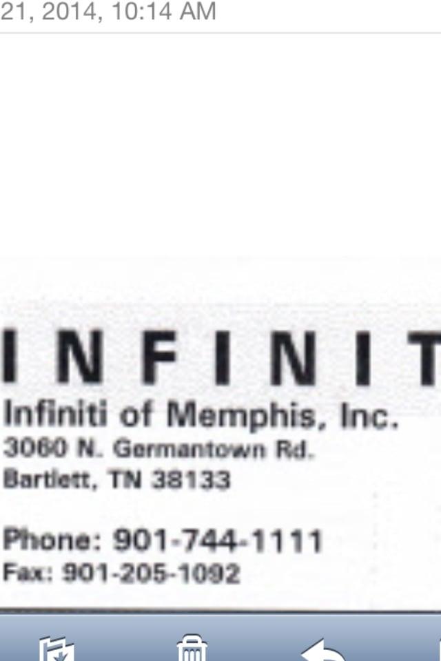 Infiniti of Memphis