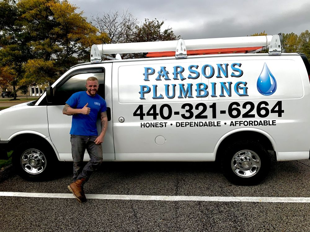 Parsons Plumbing: Willowick, OH