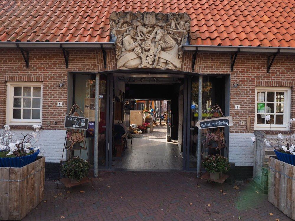 De Eetkamer Middelburg : Eetkamer likkepot cafes nieuwe kerkgang 1 middelburg zeeland