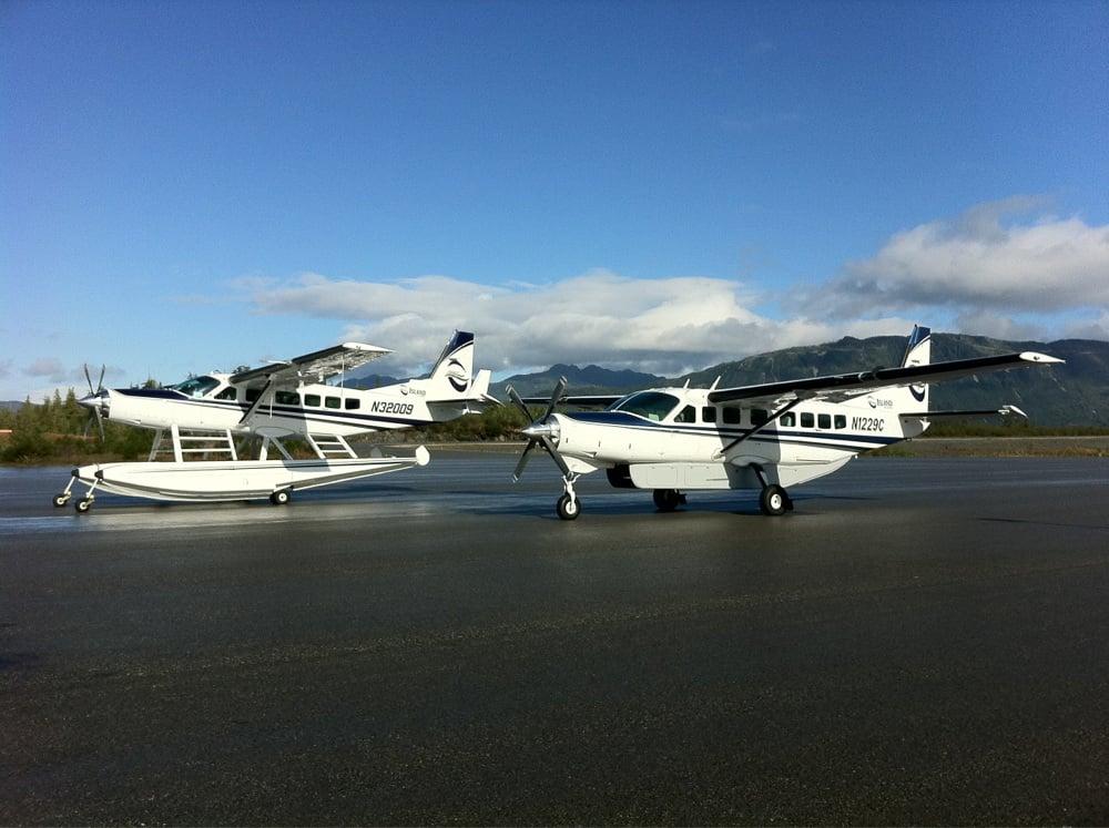 Island Air Express: 101 Klawock Airport Rd, Klawock, AK