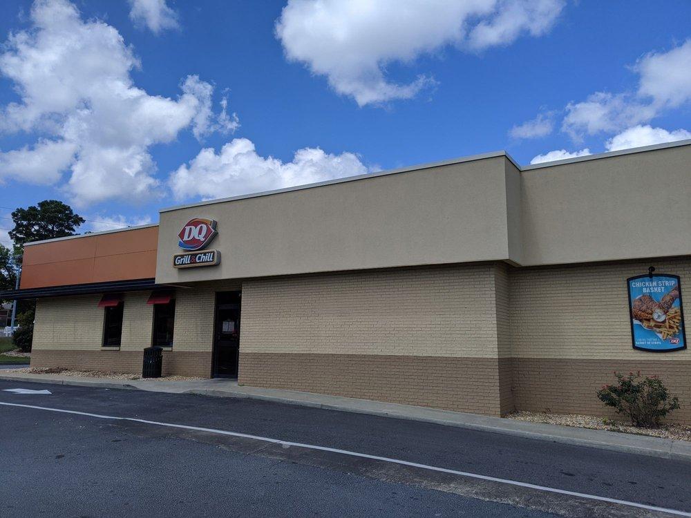 Dairy Queen Grill & Chill: 1401 E 16th Ave, Cordele, GA