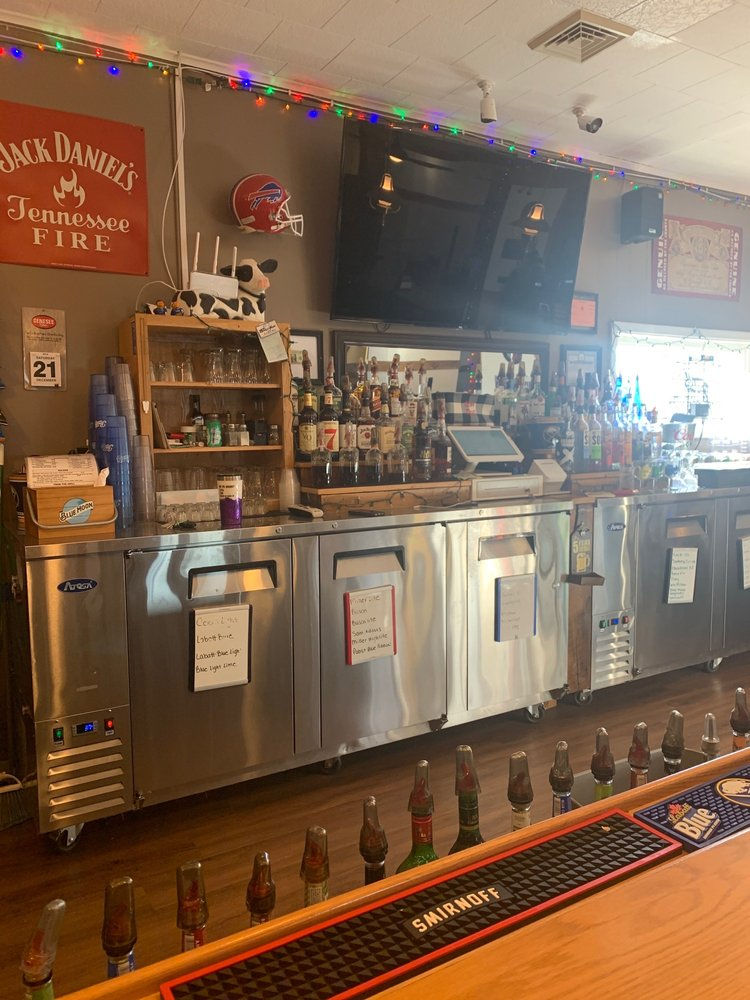 The Cow Palace Bar & Grill: 72 Hillside Dr, Limestone, NY