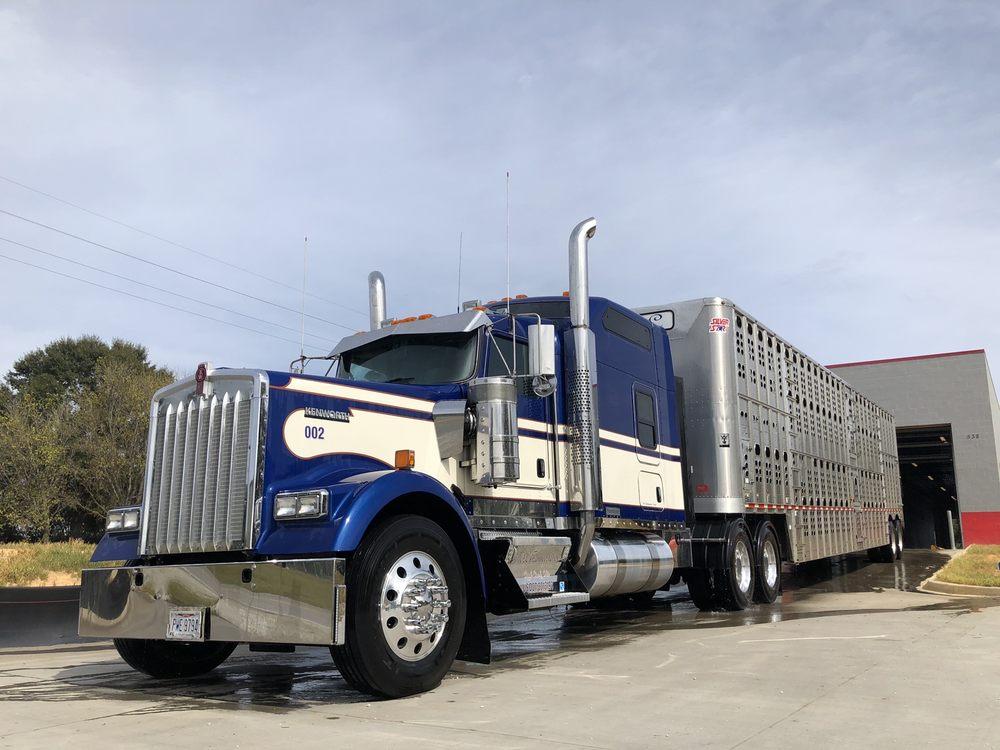 Galaxy Express Truck Wash: 538 Tribal Rd, Blacksburg, SC