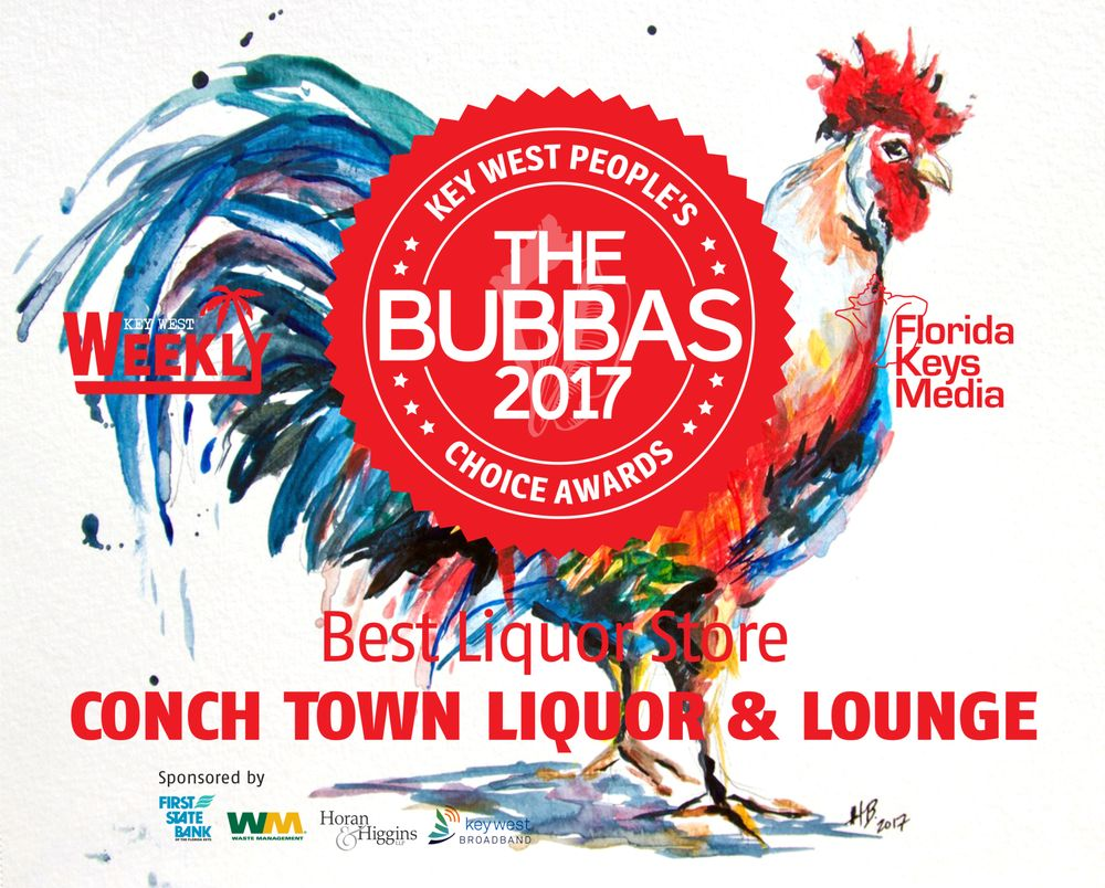 Conch Town Liquor & Lounge: 3340 N Roosevelt Blvd, Key West, FL