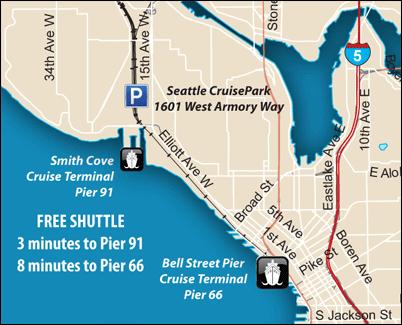 Seattle CruisePark: 1601 W Armory Way, Seattle, WA