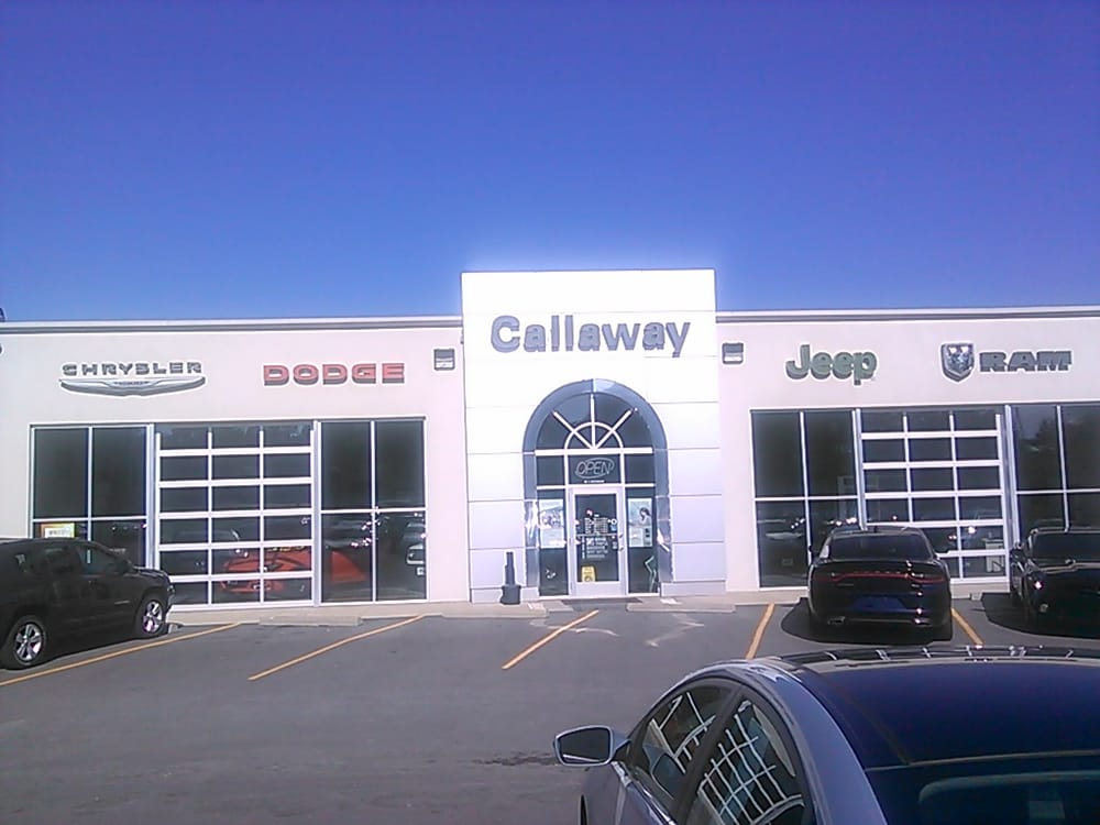Callaway Chrysler Dodge Jeep Ram: 809 S Westminster Ave, Fulton, MO