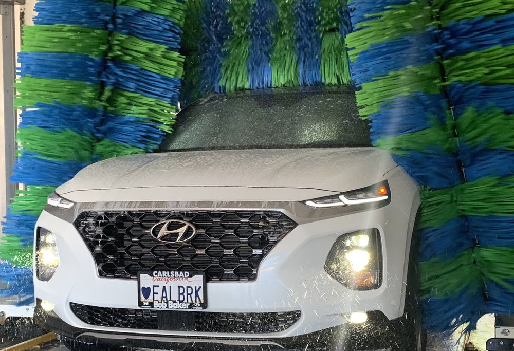 24 Hour Max Car Wash: 1148 S Main Ave, Fallbrook, CA