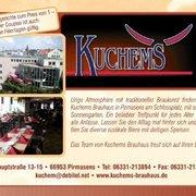 Kuchems Brauhaus 29 Beitrage Brauerei Hauptstr 13 15