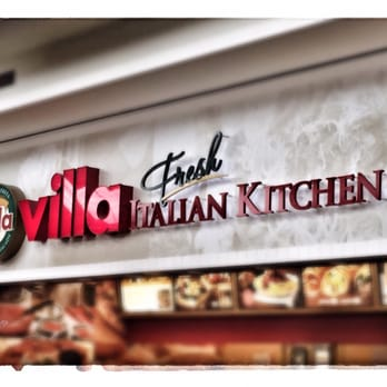 Villa Fresh Italian Kitchen Italian 1600 N Riverside Ave