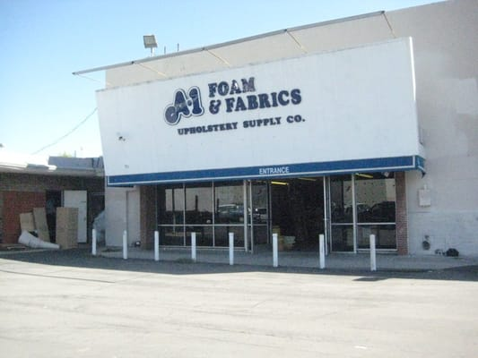 A 1 Foam Fabrics And Upholstery Supply 1812 S Main St Santa Ana