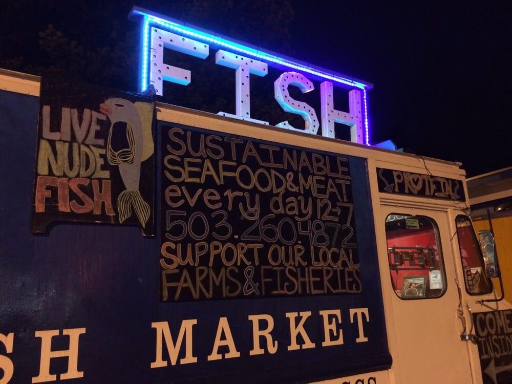 Kris' Fish: 3530 SW Multnomah Blvd, Portland, OR