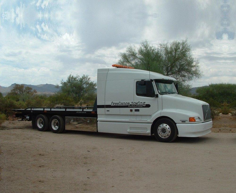 Freelance Towing: Wikieup, AZ
