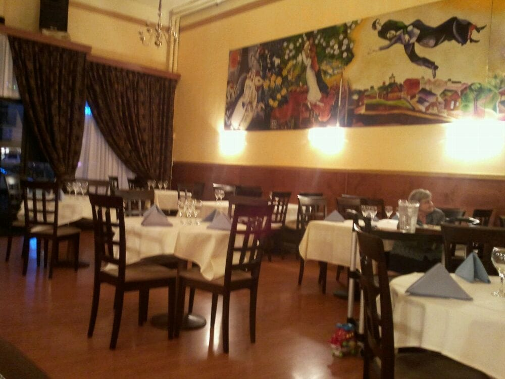 Russian Renaissance Restaurant San Francisco Ca