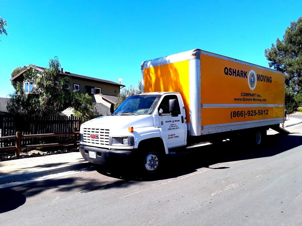 Qshark Moving