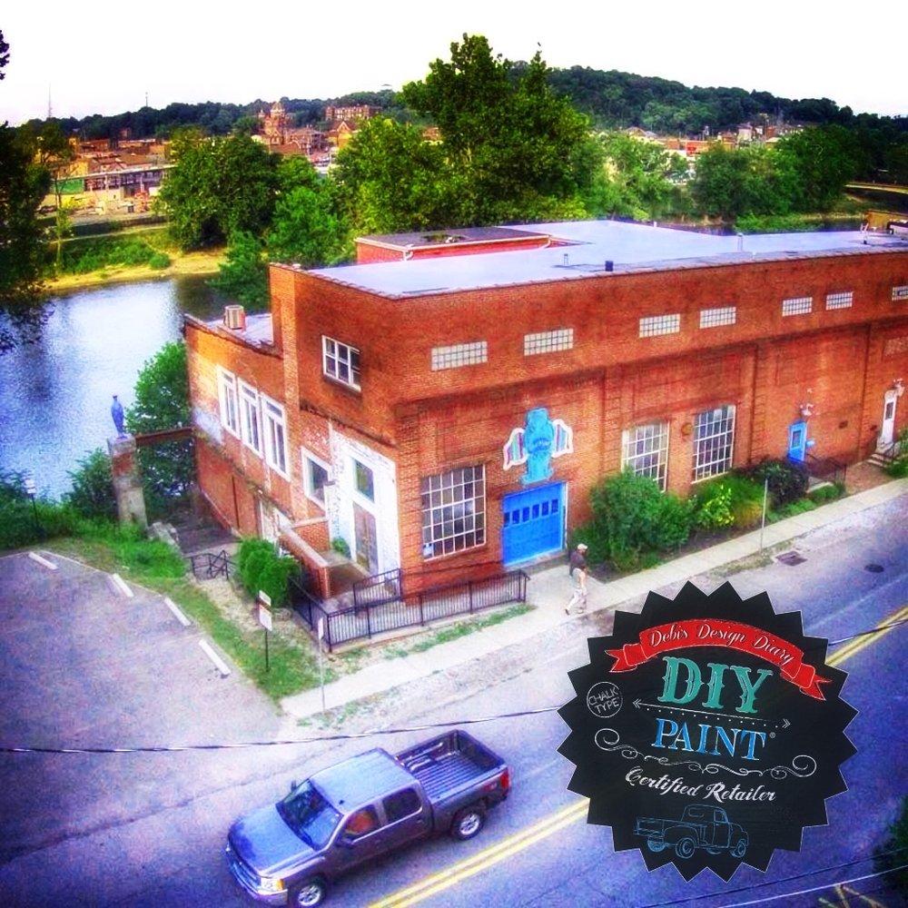 Girl UPcycled Studio: 126 Muskingum Ave, Zanesville, OH