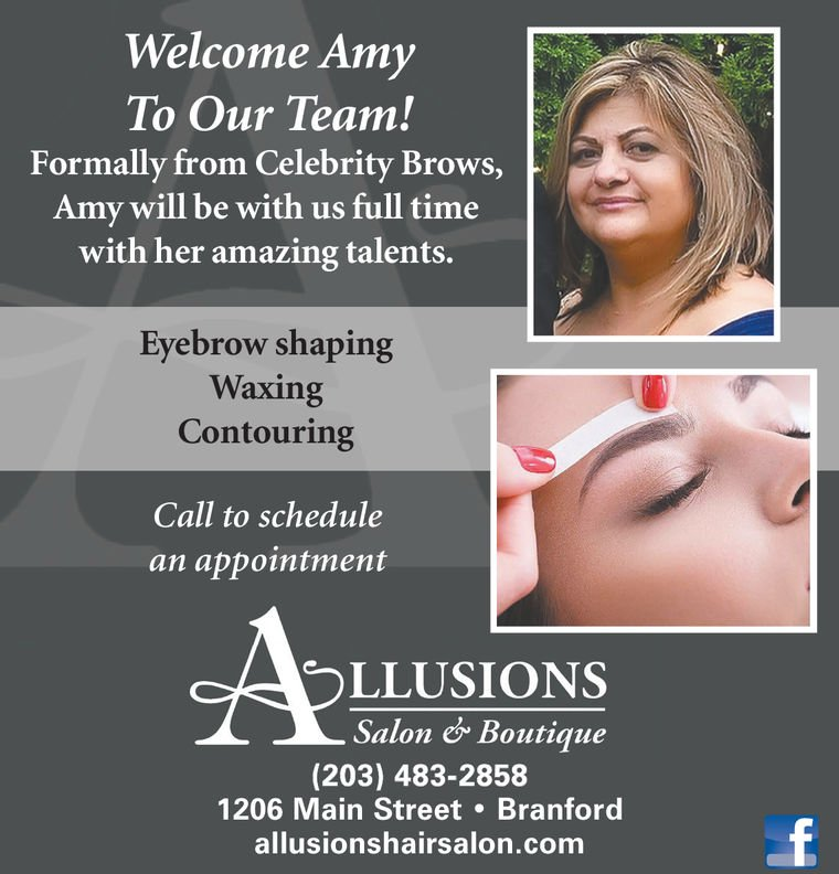 Celebrity Brows By Amy: 1206 Main St, Branford, CT