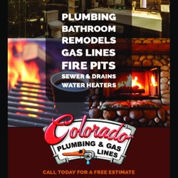 Colorado Plumbing and Gas Lines - 15 Reviews - Plumbing