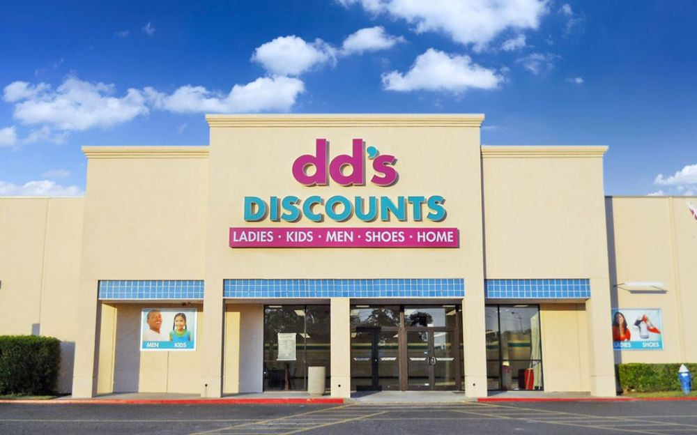 dd's DISCOUNTS: 935 Sweetwater Rd, Spring Valley, CA