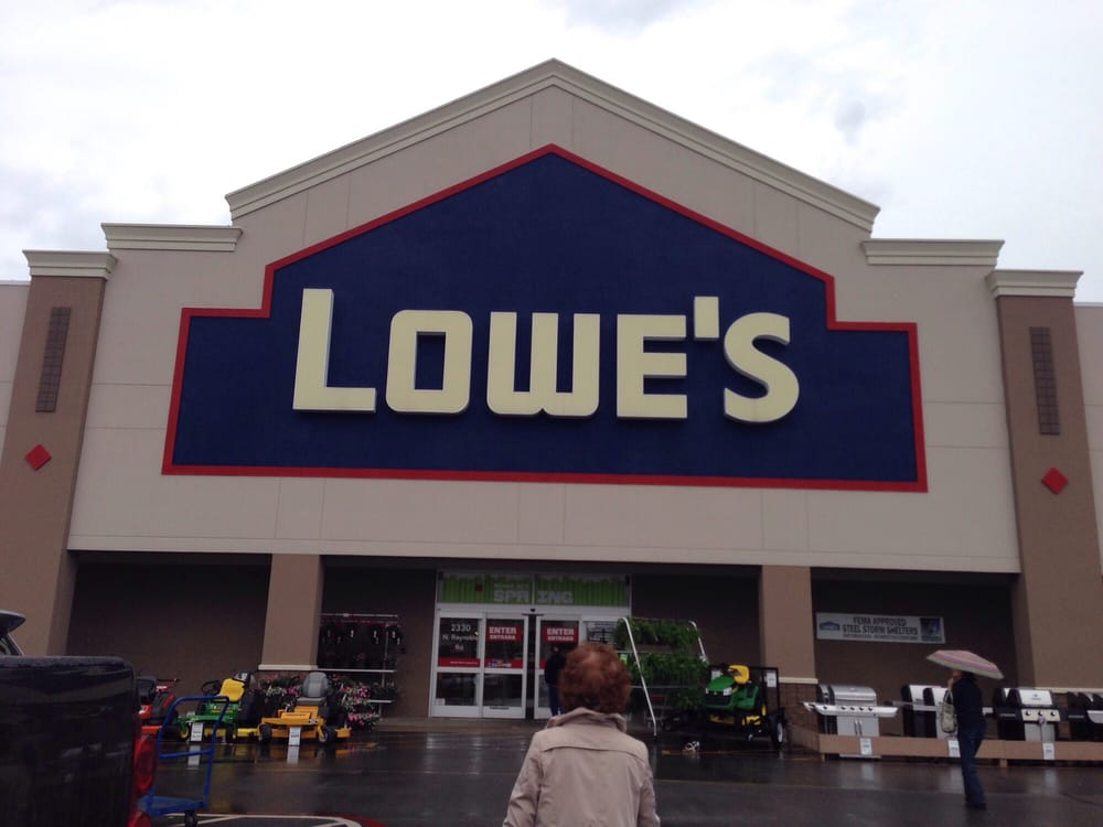 Lowe's Home Improvement Warehouse of Bryant: 2330 N Reynolds Rd, Bryant, AR