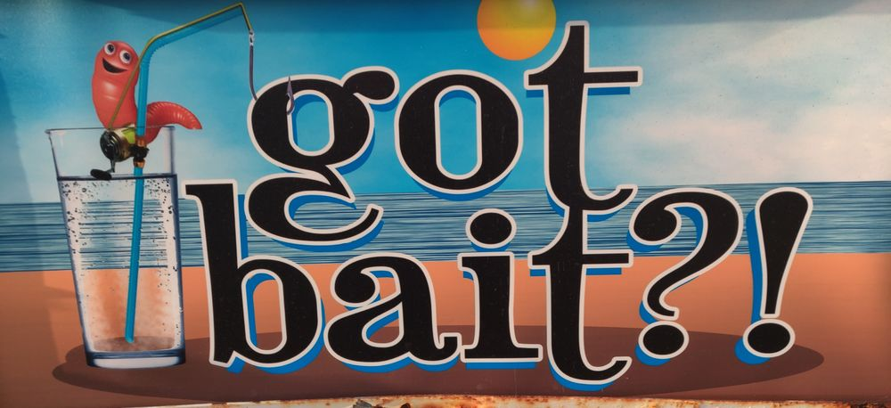 Inlet Bait: 927 N US Hwy 1, Fort Pierce, FL