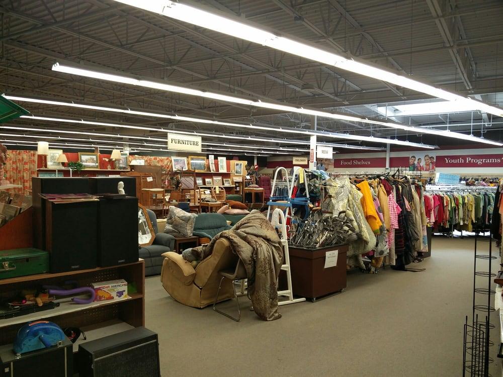 Family Pathways Thrift Store: 120 Buchanan St N, Cambridge, MN